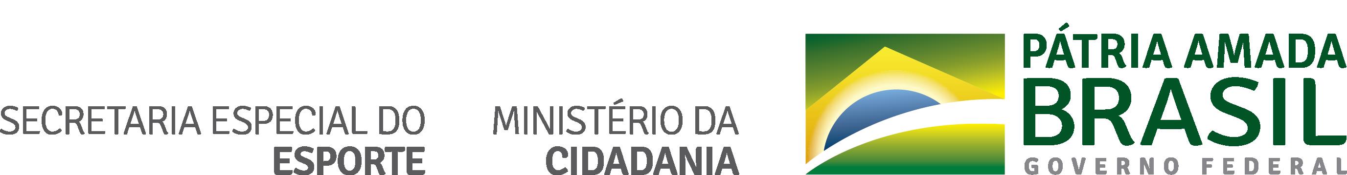 Logotipo Governo Federal