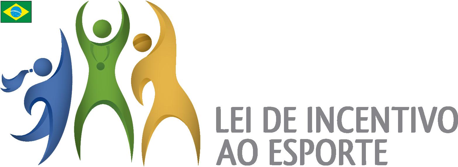 Logotipo Lei de Incentivo ao Esporte Governo Federal